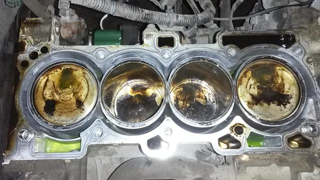 Symptoms Of A Blown Head Gasket And How To Test - Geek ...
